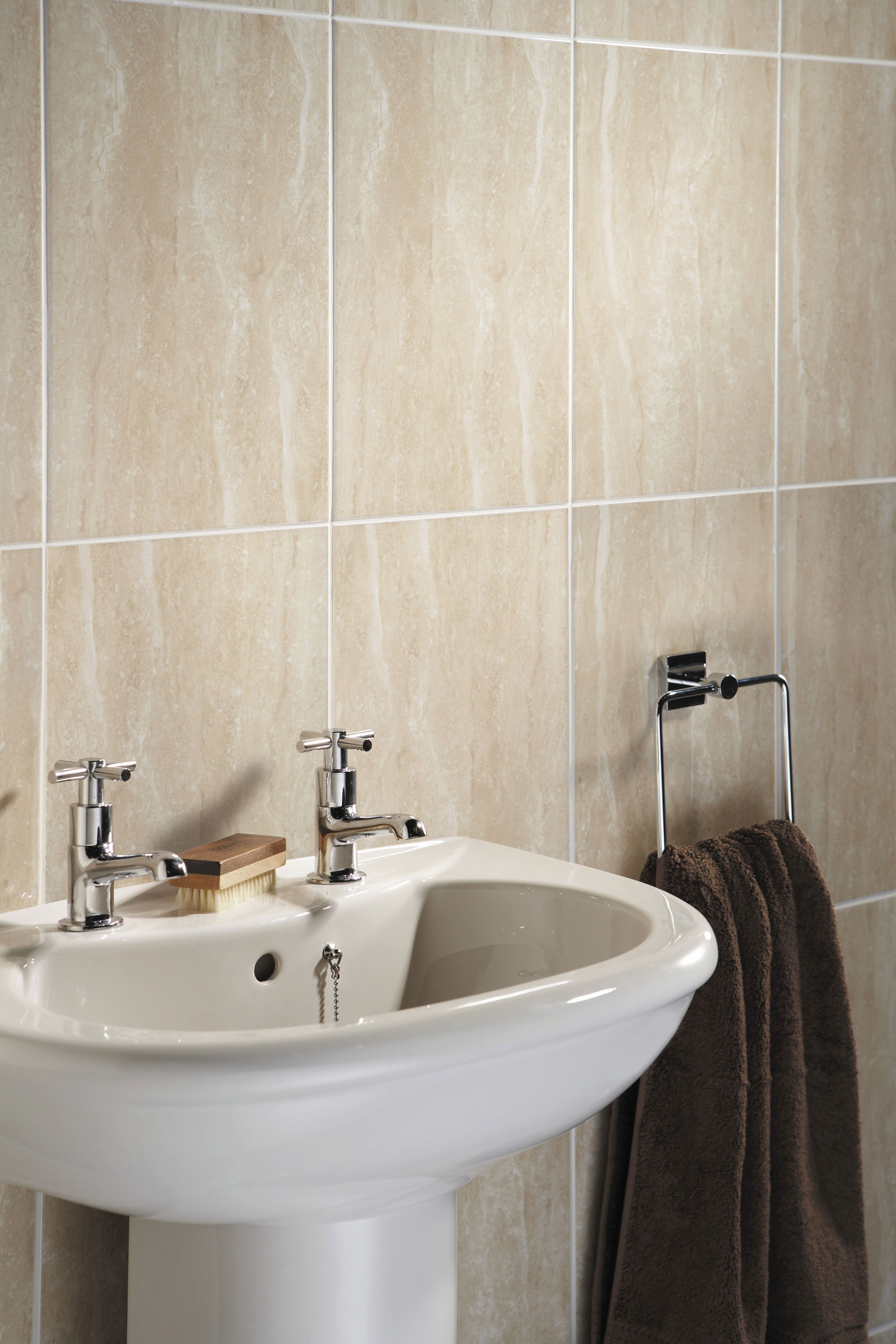 Elgin Marbles Travertine tiles by House of British Ceramic Tile ...