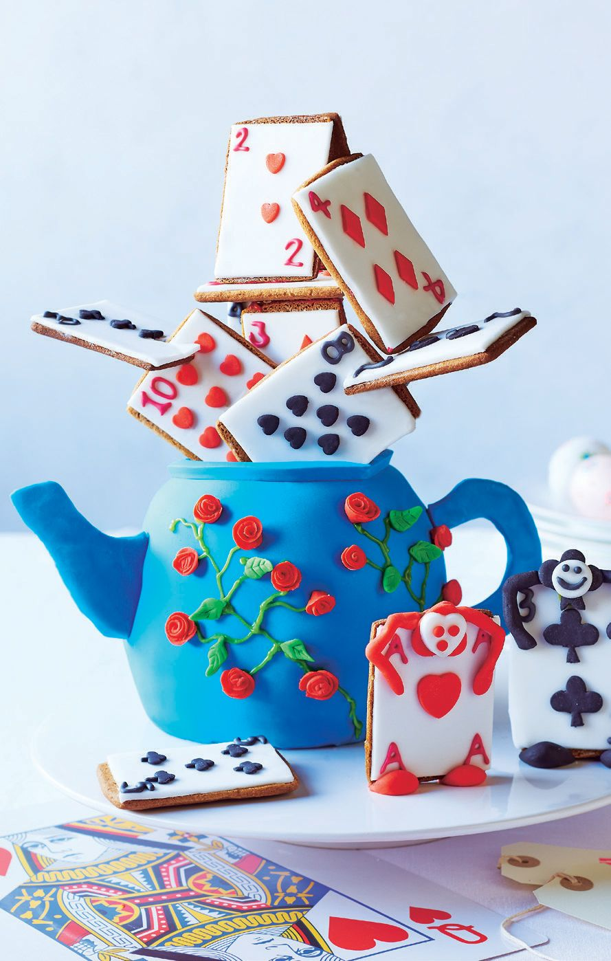 Alice In Wonderland Teapot Cake Recipe Pinterest Teapot Cake
