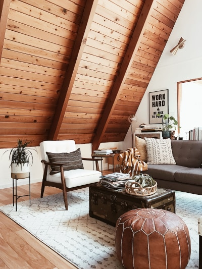 How To Decorate Home To Feel Like A Cozy Cabin | Cabin ...