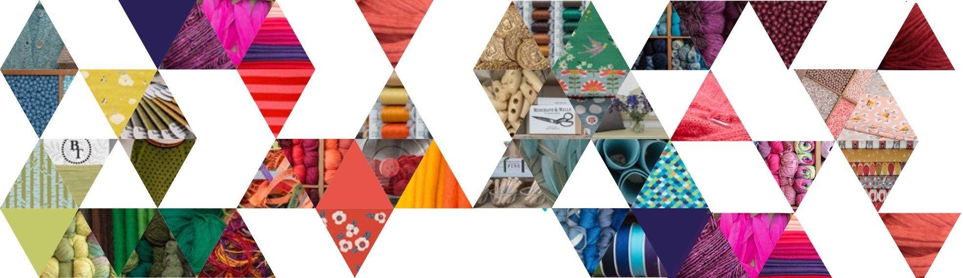 HANDWERKWINKEL MEET & MAKEDrie speciaalzaken onder één dak; dat is Meet & Make. Een inspirerende handwerkwinkel nieuwe stijl voor creatievelingen met een passie voor breien, naaien, quilten, haken of borduren. (Leiden)