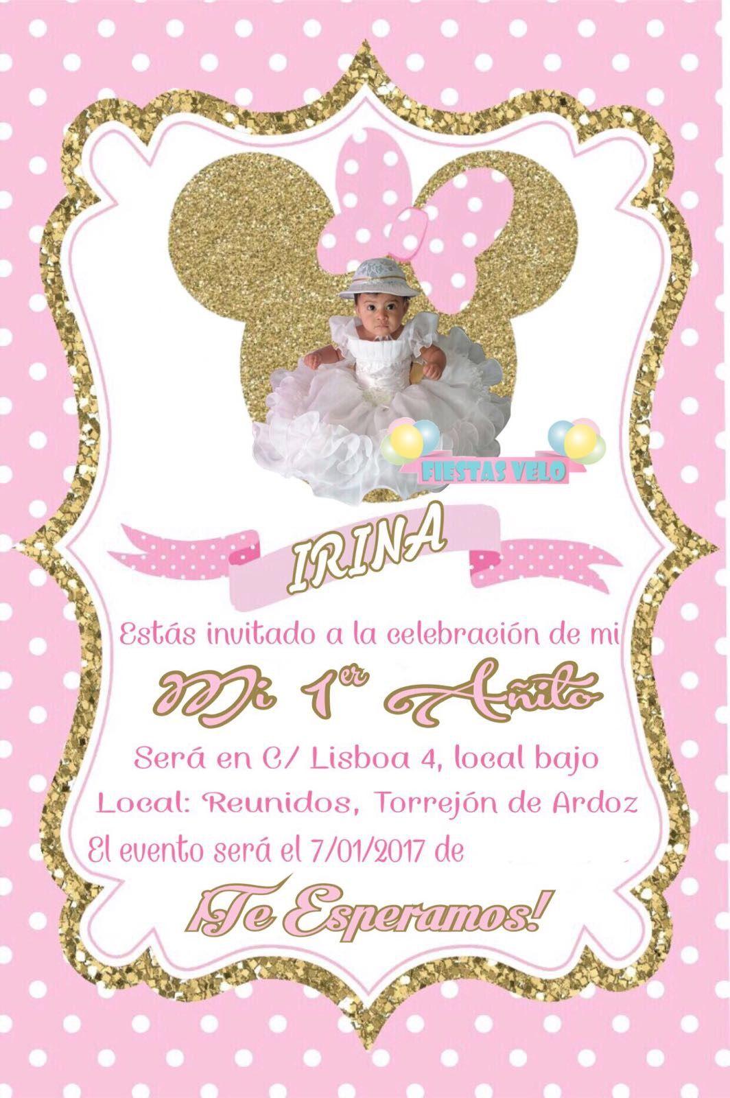 Imagen Sobre Marco De Minnie De Jouslian En Birthdaaaaaay Fiesta