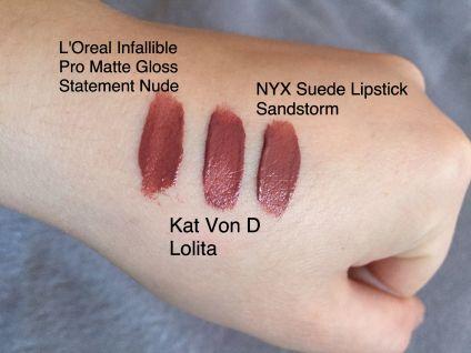 Infallible Pro Matte Liquid Lipstick by L'Oreal #5