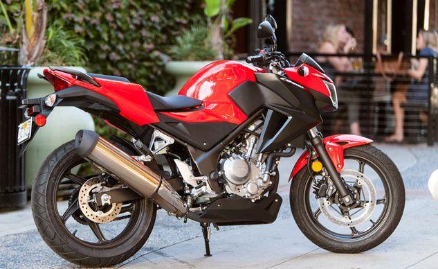 2015 Honda CB300F My New Bike Adam Got Me For Bday
