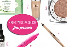 Pro Products for Pennies