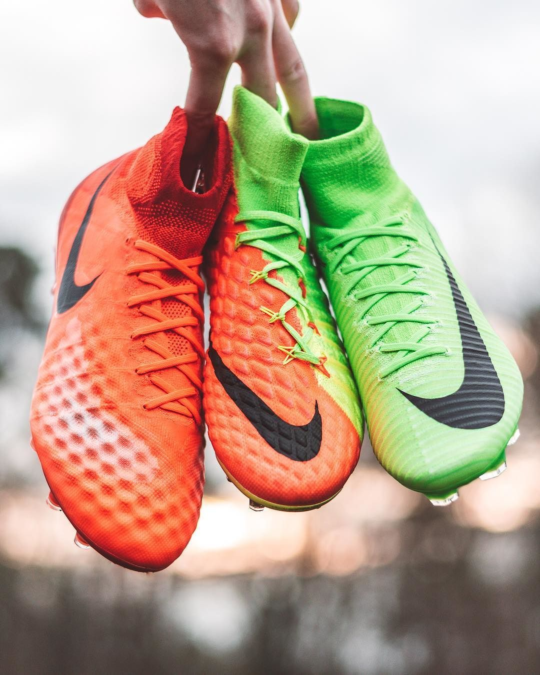 782c47c93253 The new Hypervenom 3 officially joins the @nikefootball family, adopting the  colors of the new Magista and Mercurial Superfly. Introducing the ...