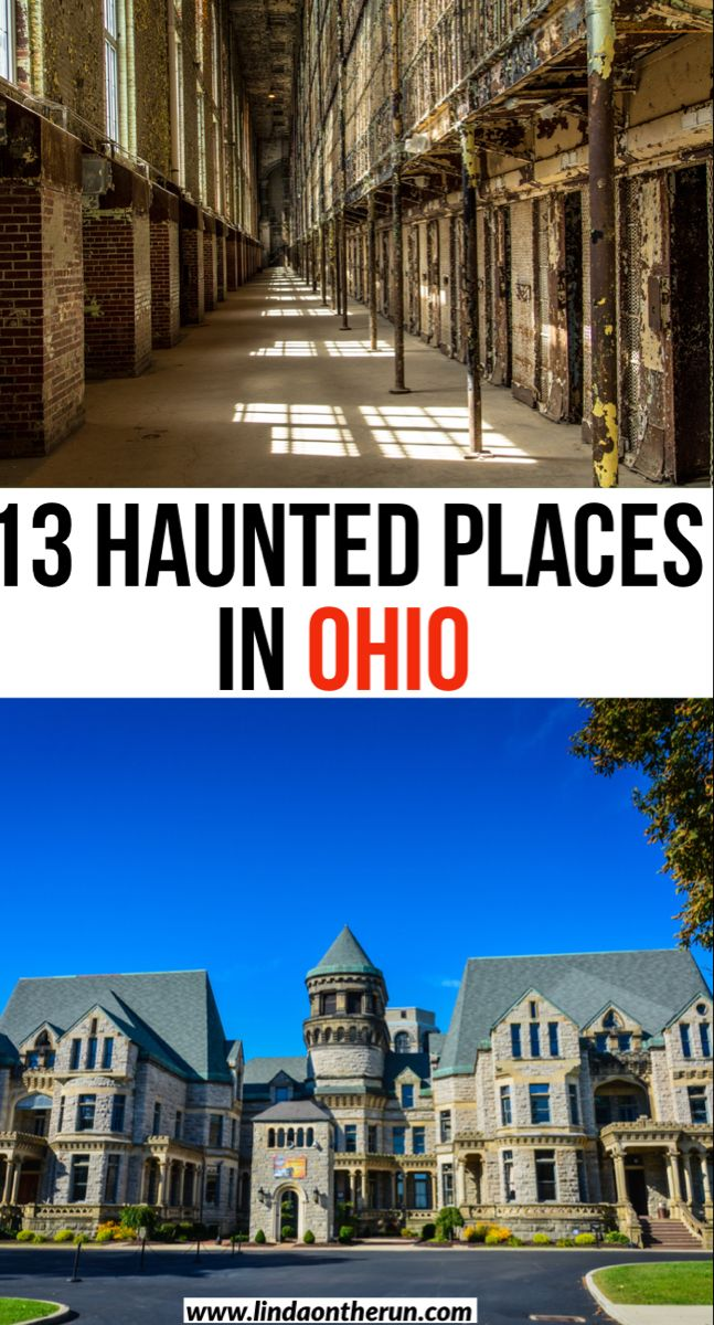 13 Haunted Places In Ohio That Will Creep You Out