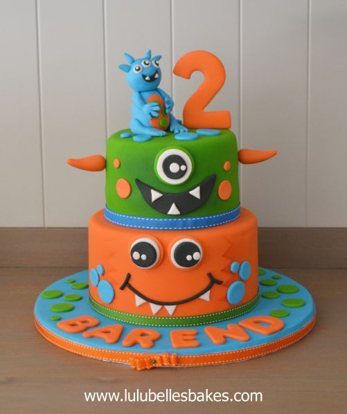 Fine Birthday Cakes For Boys With Images Monster Birthday Cakes Funny Birthday Cards Online Inifofree Goldxyz