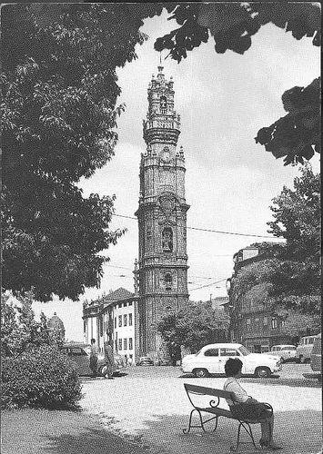Igreja e torre dos clérigos - nicolau nasoni