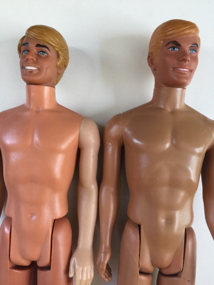 Share naked men with ken doll bodies opinion already