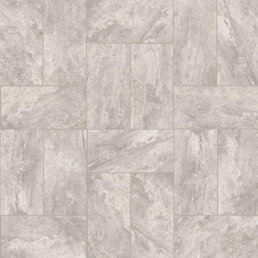 Shop Style Selections Trailden Gray Ceramic Indoor/Outdoor Floor ...