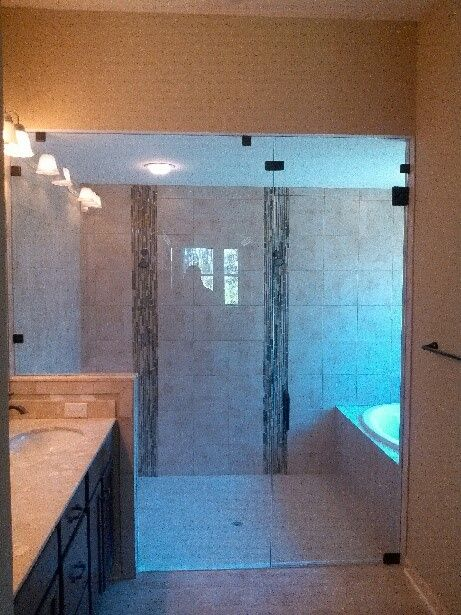 Custom Shower Enclosures In Jacksonville FL Bathroom Remodeling Simple Jacksonville Fl Bathroom Remodeling