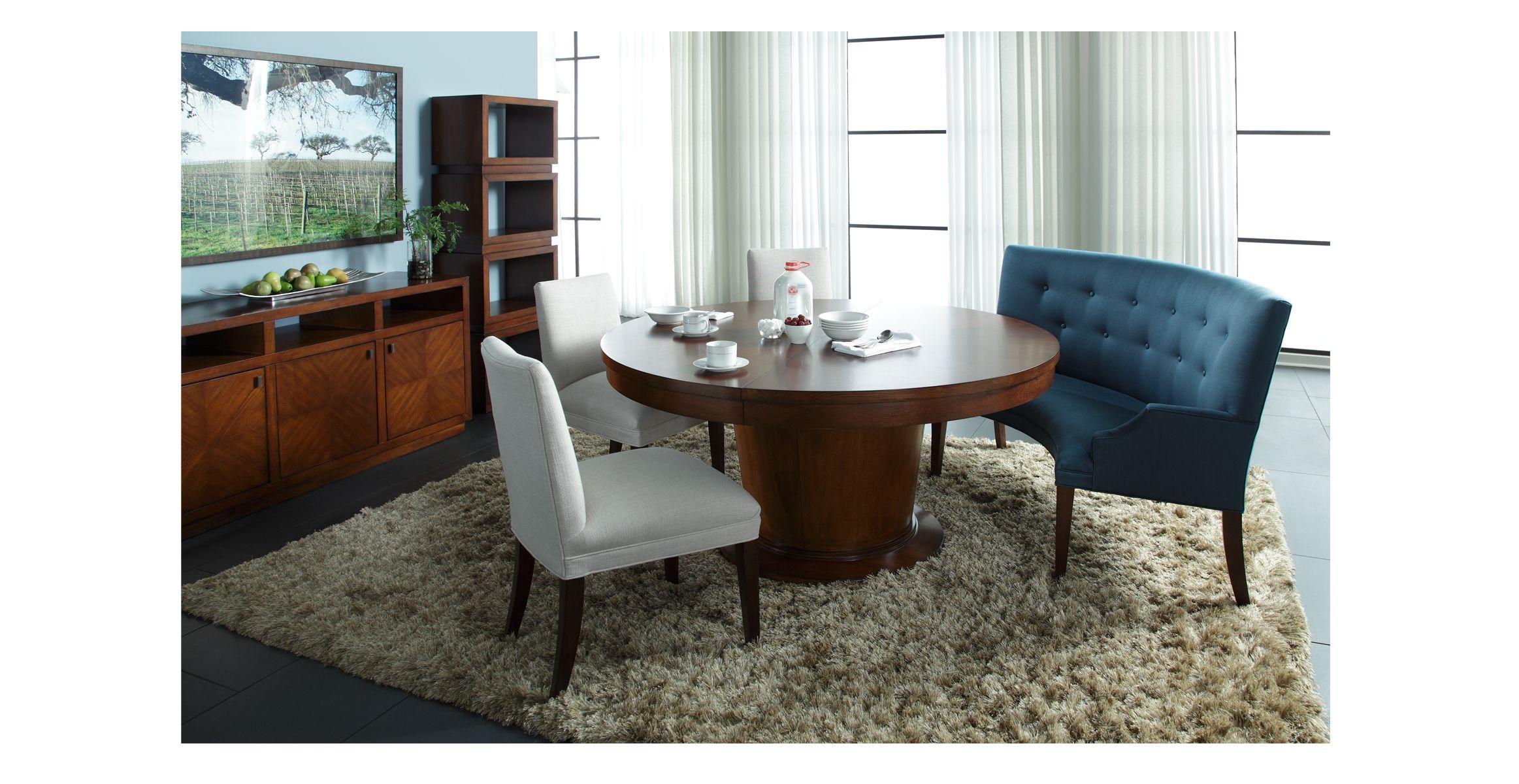 Mitchell Gold Bob Williams Cedric Dining Table Is Beautiful