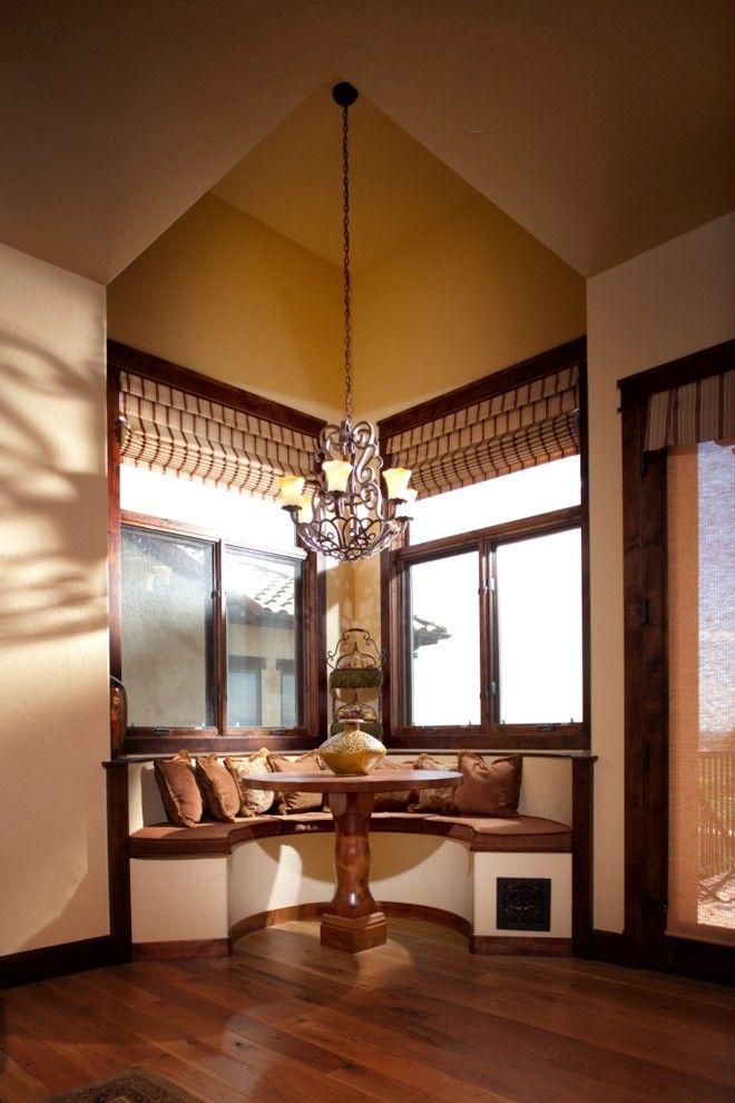 Spectacular-Corner-Breakfast-Nook-Table-Decorating-Ideas ...