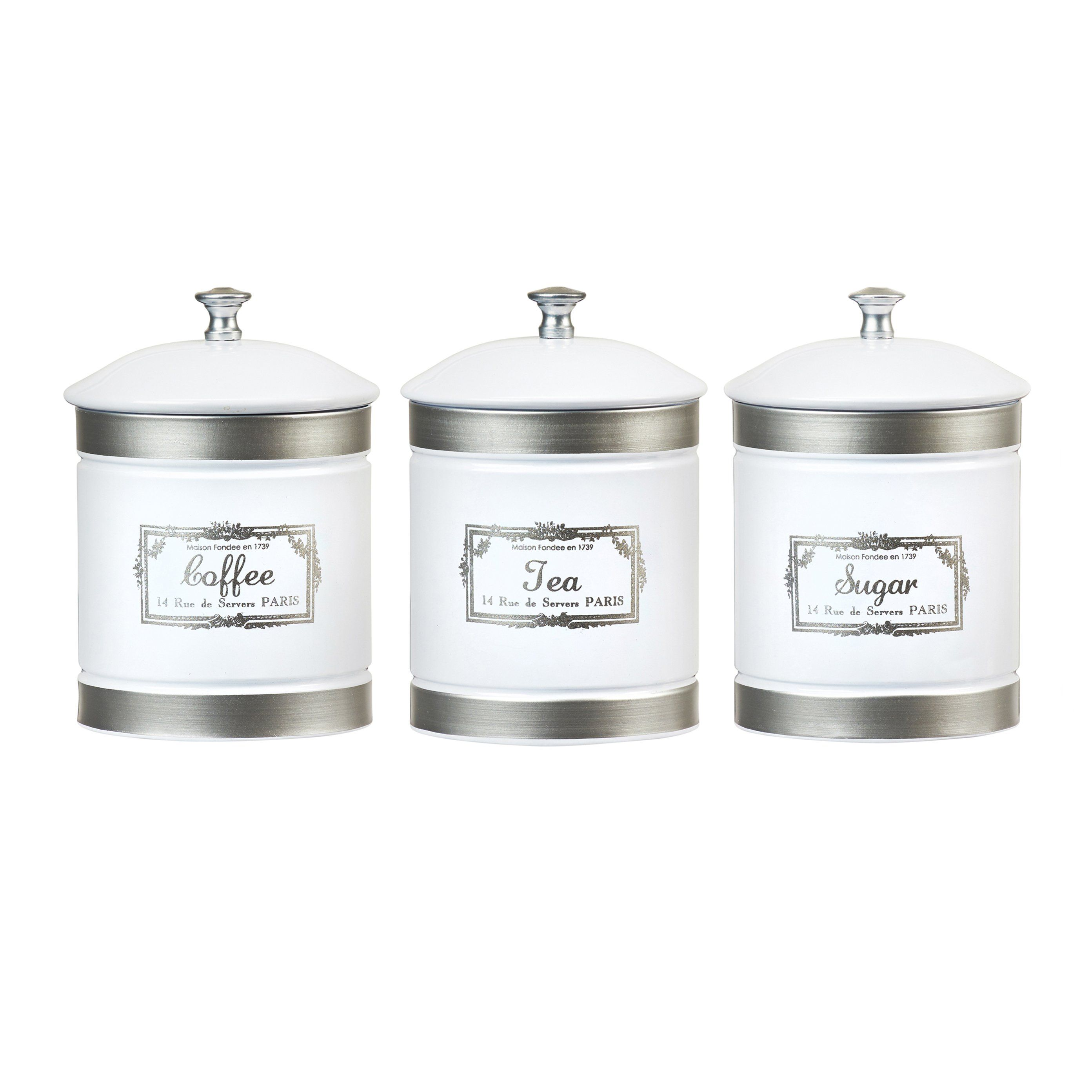 Birch Lane™ Pennington Canister Set Canisters, Canister