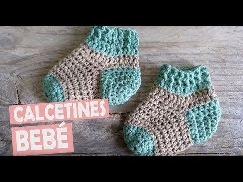 Calcetines Para Bebé A Crochet Youtube Calcetines Crochet Ganchillo Calcetines De Ganchillo