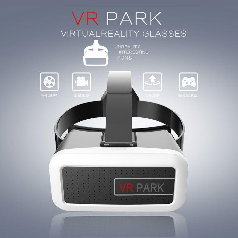 Vr Park V2 Virtual Reality Headset Virtual Reality Glasses