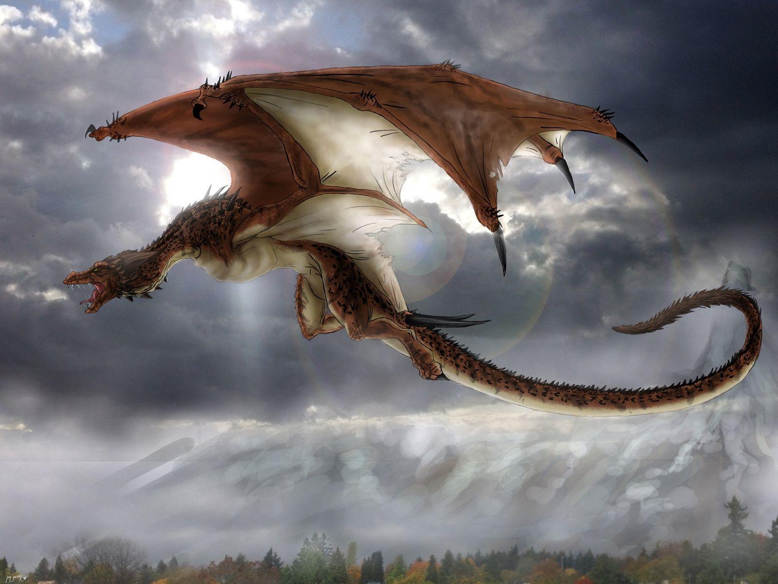 Mythological Creatures...