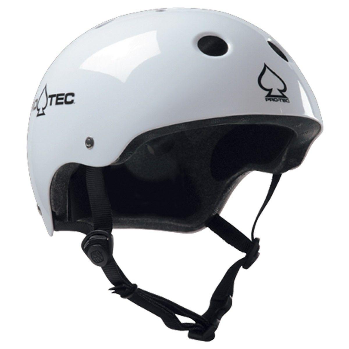 ProTec Classic MultiSport Helmet White Skateboard