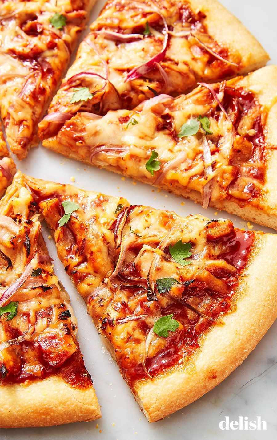 Photo of This BBQ Chicken Pizza Is Even Better Than California Pizza Kitchen's