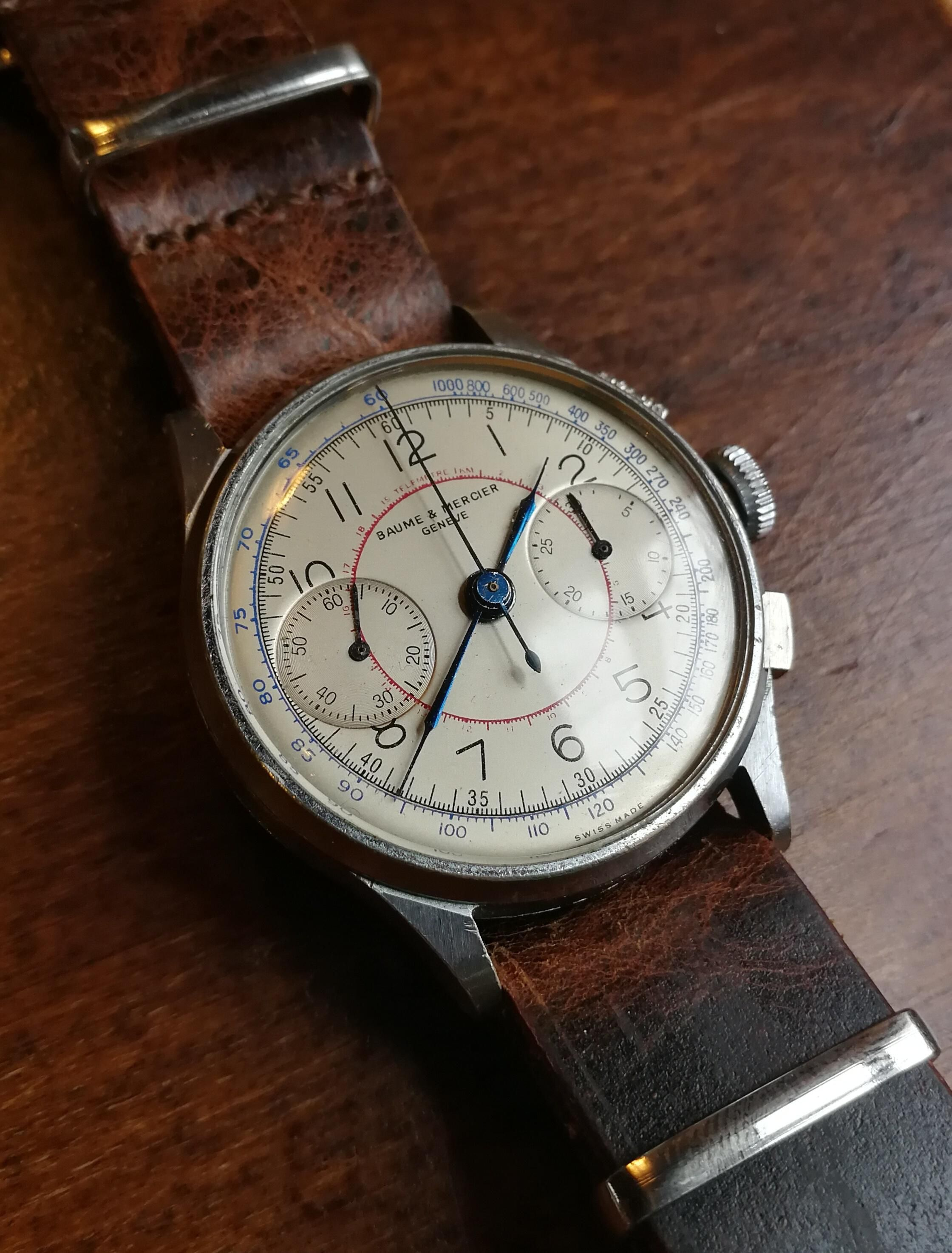 vintage new take henry of the introducing lover chronograph style affordable dan lovers watches variants watch collection s a both