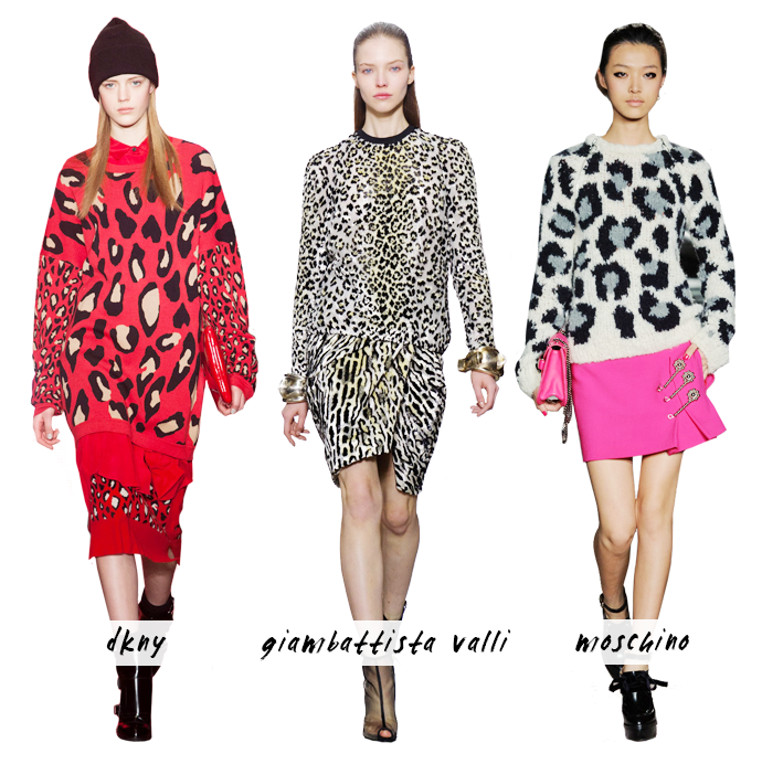 Fall 2013 Trend Leopard Print Stylecaster Look Book Pinterest Leopards Printing And