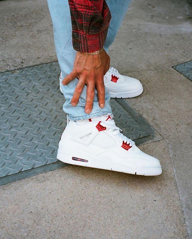 Jordans Outfit Casual Shoes Sneakers | Jordan 4, Vêtements pour ...