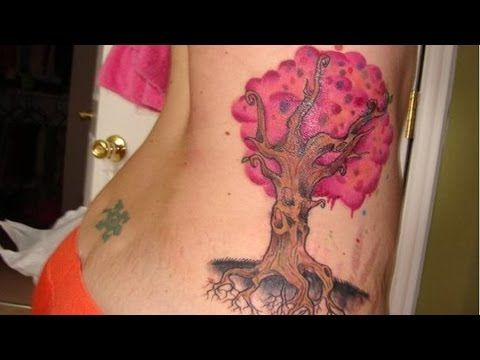 Tattoo Over Stretch Marks | tattoos | Pinterest | Stretch marks ...