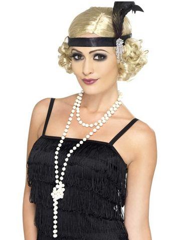 Flapper Pearls In 2018 Gatsby Pinterest Kostum 20er And