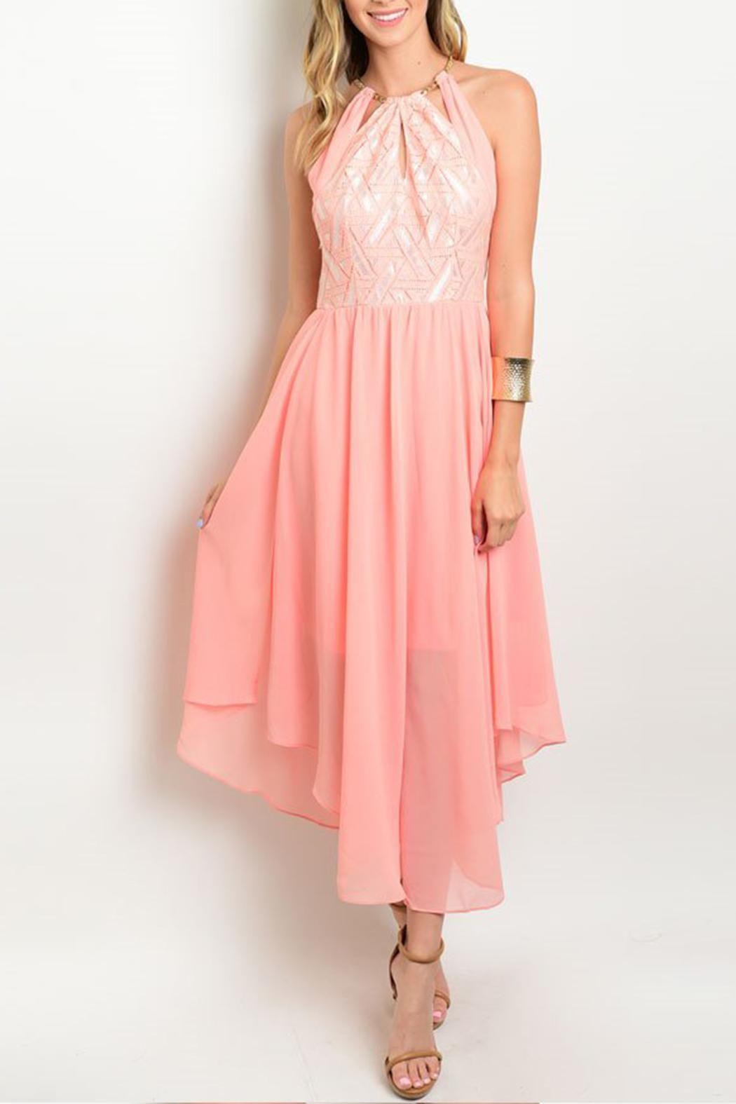 Soieblu Blush Dress