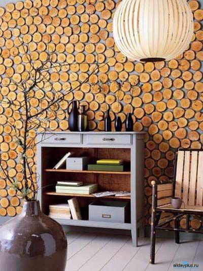 paredes con troncos de madera descubre estas preciosas paredes decoradas con troncos de madera ahora mismo - Decorar Paredes Con Madera