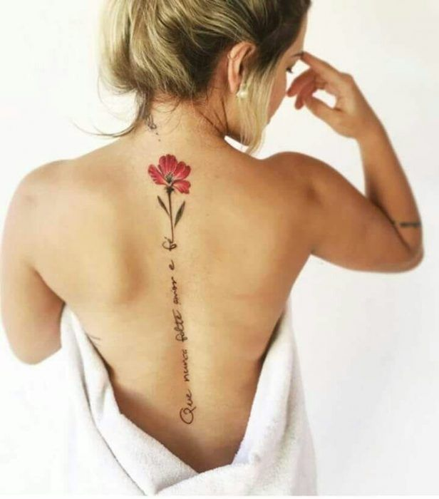 Tatuajes En La Espalda 13 Jpg 616 700 Pixels Tatuaje De Flores En La Espalda Tatuajes En La Espalda Tatuajes Delicados Femeninos