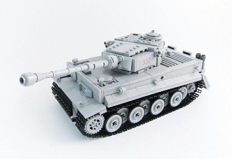 Lego Tiger!!!! | Hobbies | Lego, Lego army, Lego war