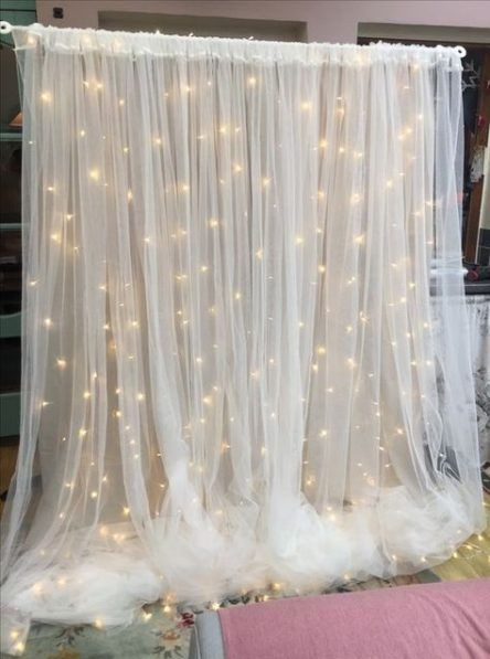Amazing 10 DIY Photo Booth Ideas is part of Baby shower backdrop, Wedding decorations on a budget, Diy party photo booth, Wedding decorations, Fairy lights decor, Diy wedding - Amazing 10 DIY Photo Booth Ideas  Craft Coral