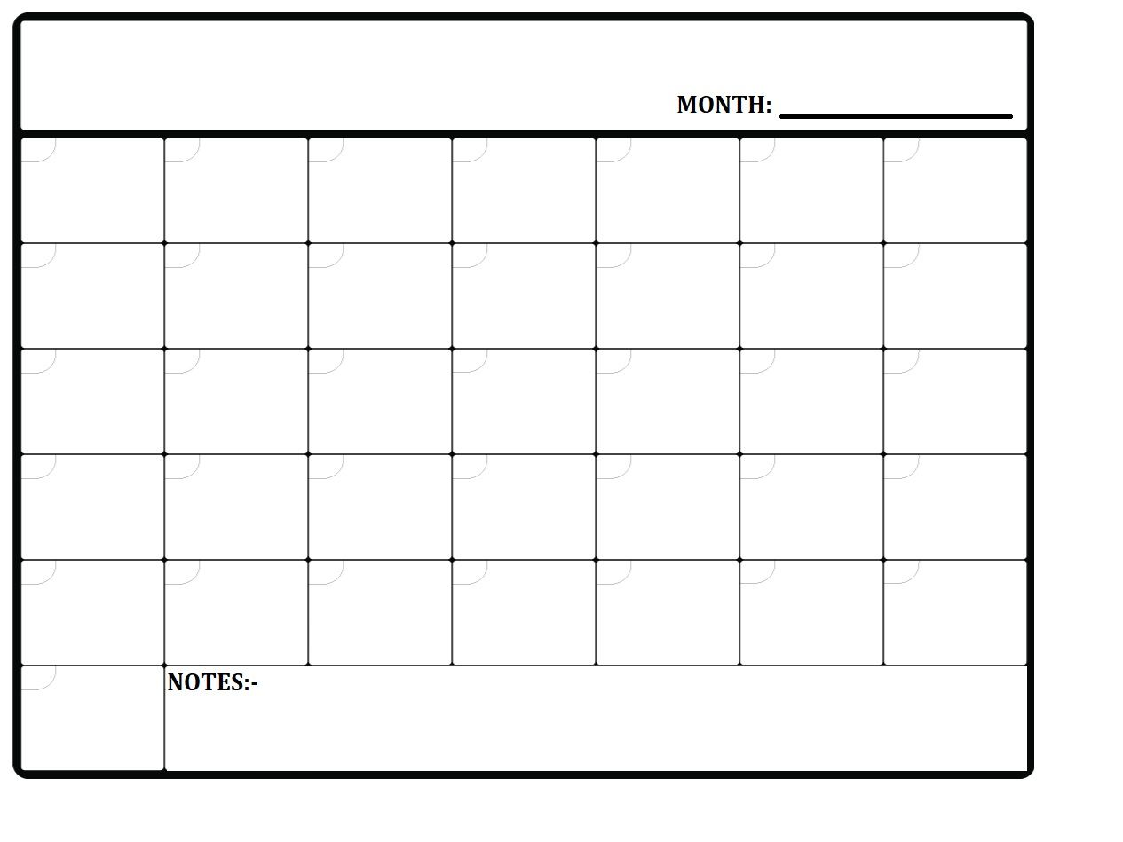 Printable Monthly Planner Template Available In Pdf And Jpg Browse From The Monthly Planner Template Free Printable Monthly Planner Monthly Calendar Printable