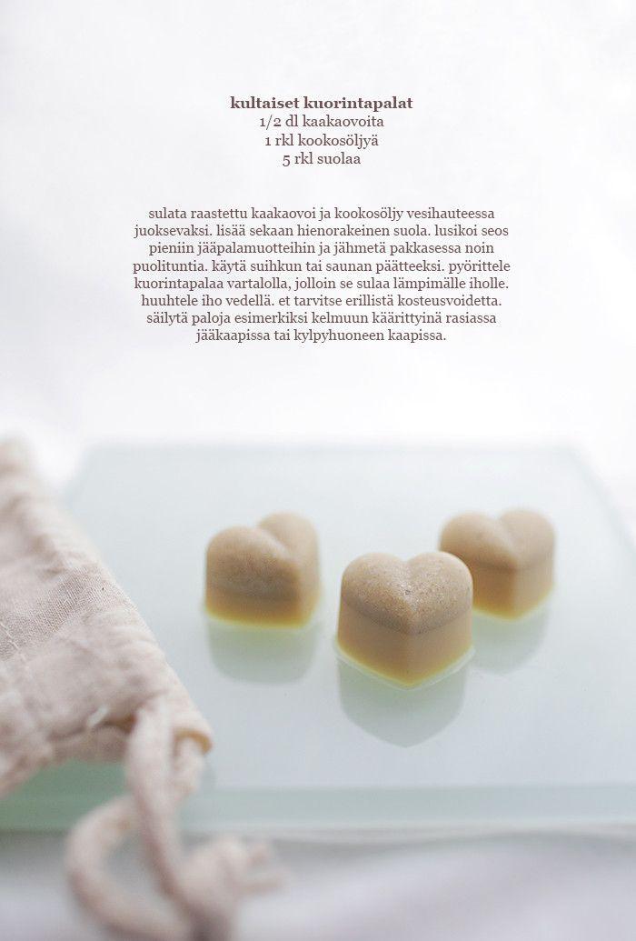 Kuorintapalat - Kiitos hyvää | Lily.fi