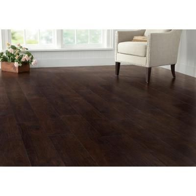 Home Decorators Collection Stanhope Hickory 8 Mm Thick X 7 2/3 In.