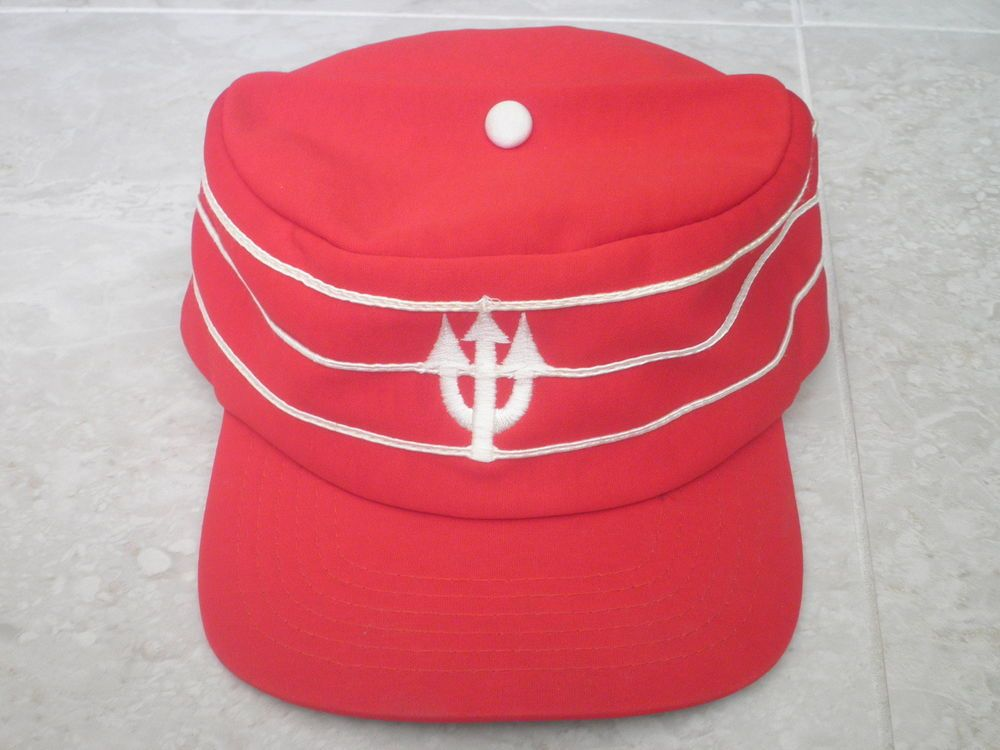 buy popular e2e8b 51468 Vintage El Paso Diablos Flat Cap, Twins, Snapback, Flats, Diablo, Minor