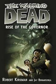 The Walking Dead Rise of the Governor(FAST SHIPPING)NEW-Paperback