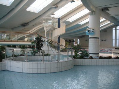 Captivating Neuilly Sur Seine Swimming Club.