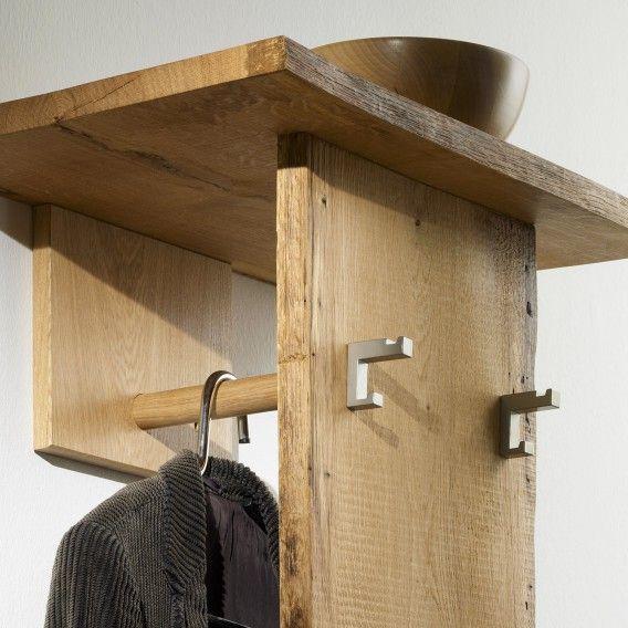 garderobe woodkid eiche massiv garderobe eiche garderobe und eiche massiv