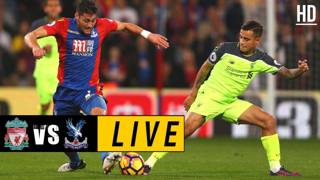 Liverpool vs Crystal Palace LIVE / April 23, 2017
