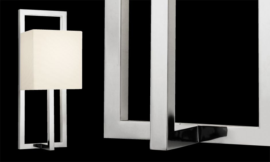 linea Tall Sconce(4441.35) Sonneman awayoflight