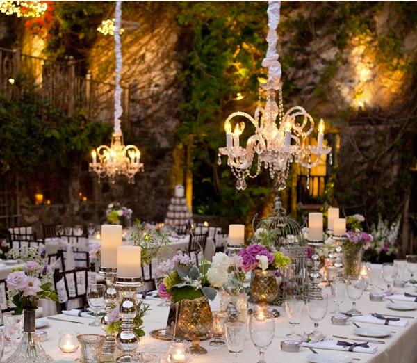 The Perfect Romantic Wedding Centerpiece Ideas