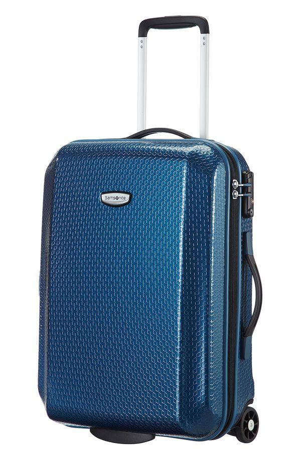 Kufar Za Rchen Bagazh Na 2 Kolela Skydro 55 Sm V Tmno Sin Cvyat Samsonite Luggage Suitcase