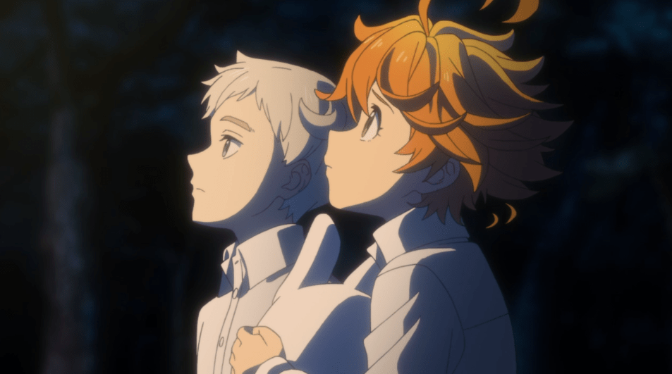 The Promised Neverland Episode 1 45,000,000 Anime