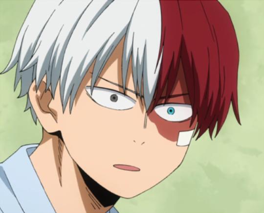 confused todoroki My hero academia memes, Anime, Cursed