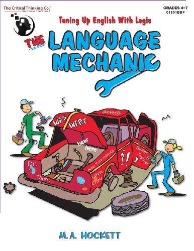 The Language Mechanic: Tuning Up English With Logic, Grades 4-7 by M. A. Hockett http://smile.amazon.com/dp/0894557610/ref=cm_sw_r_pi_dp_fWr8vb00SB13T