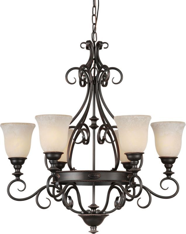 Forte Lighting 253906 Products in 2019 Chandelier