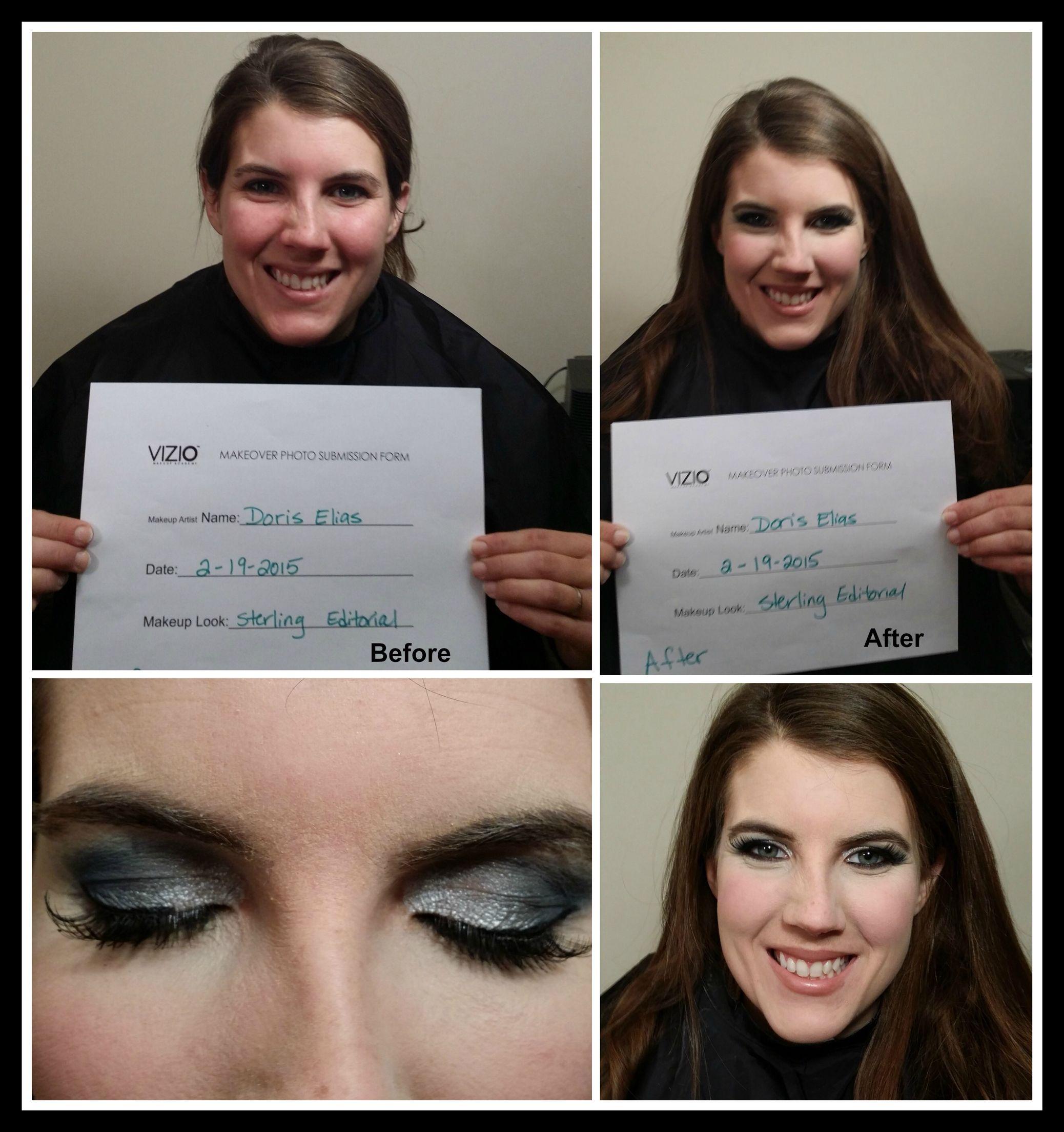 Doris Makeup Application Assignment Makeup, Makeup looks