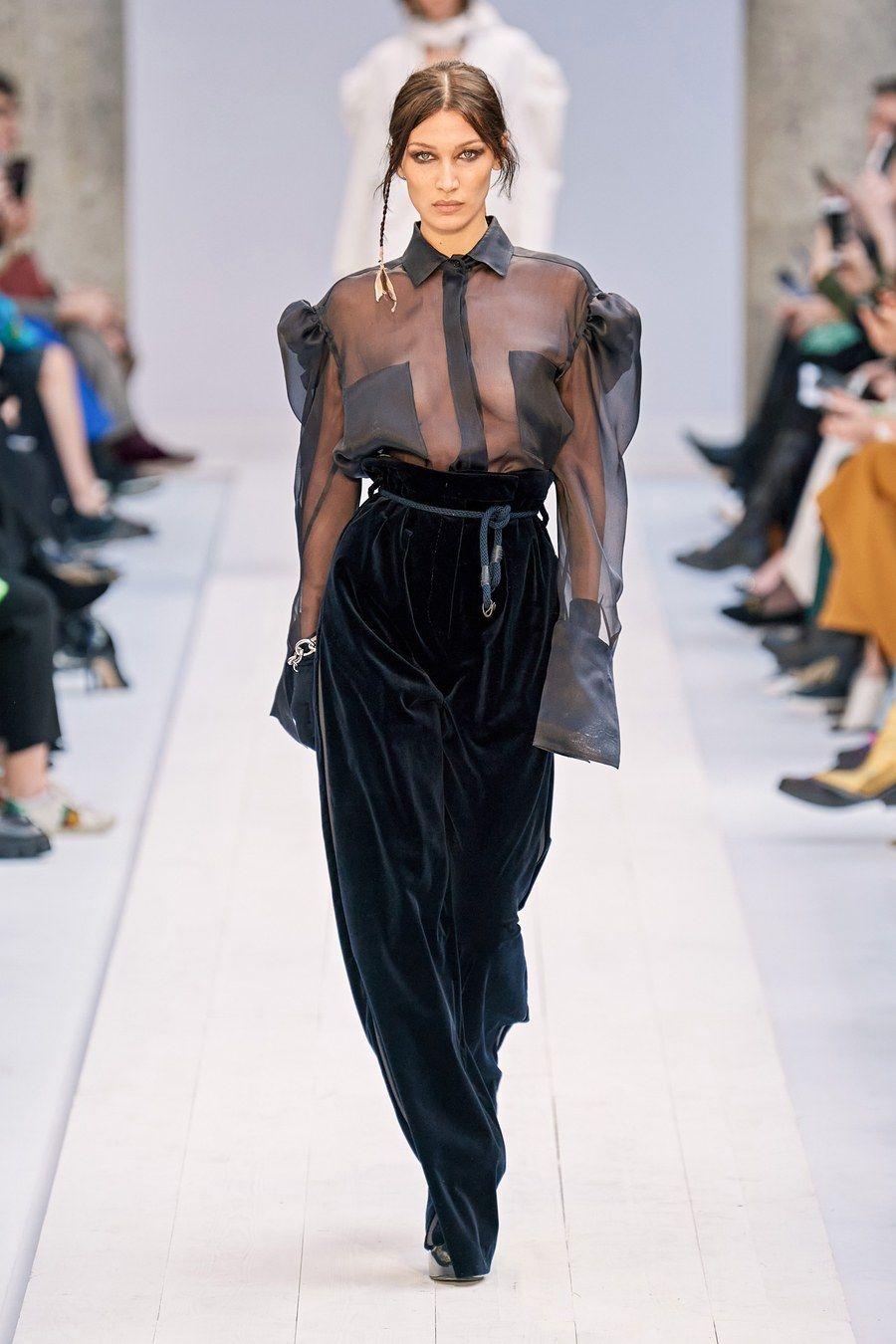 Max Mara Fall 2020 ReadytoWear Fashion Show in 2020
